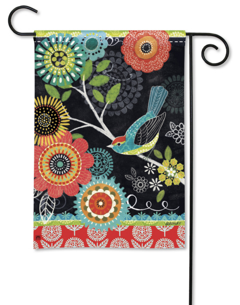 New Arrivals Spring Decorative Flags for Your Home Flags On A Stick