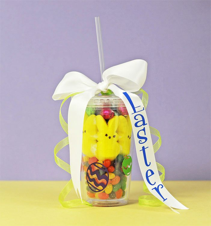 Diy easy easter decorations flags on a stick easter gift idea negle Gallery